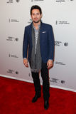 Ed Weeks. NEW YORK-APR 18: Actor Ed Weeks attends the Alex of Venice premiere at the SVA Theatre during the 2014 TriBeCa Film Festival on April 18, 2014 in New Stock Image