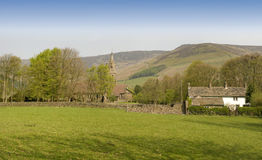Edale Stock Image