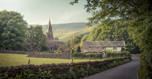 Edale Image stock