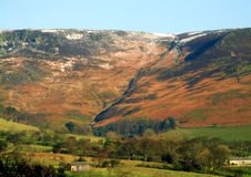 Edale Valley Stock Image