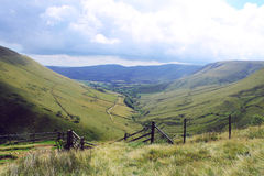 Edale Valley Royalty Free Stock Images