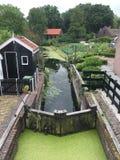 Edam Canal royalty free stock photos