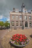 Edam centre, the Netherlands Stock Image