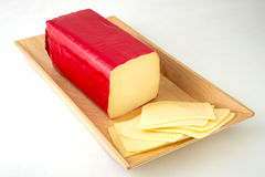 Edam cheese Royalty Free Stock Image