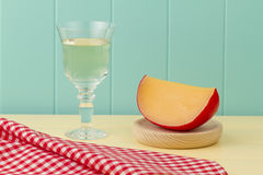 Edam cheese Stock Images