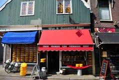 Edam cheese shop, Edam, Netherlands Royalty Free Stock Photos