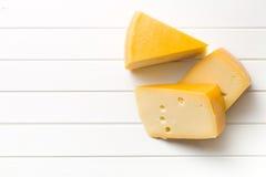 Edam cheese Royalty Free Stock Photos