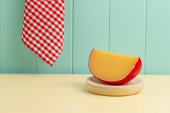 Edam cheese Royalty Free Stock Images