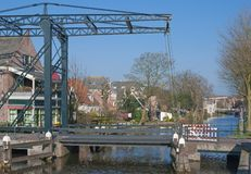 Edam,Ijsselmeer,Netherlands Stock Photos
