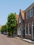 Edam in the Netherlands Stock Images
