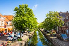 Edam Netherlands Scene royalty free stock images
