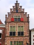 Edam. Typical architectures of Edam in Netherlands royalty free stock photos