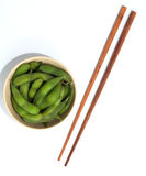 Edamame bean Royalty Free Stock Photography