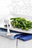 Edamame Bean Salad II Stock Foto