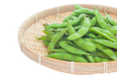 Edamame bean , Soybean Royalty Free Stock Photo