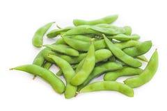Edamame bean , Soybean Stock Photos
