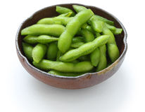 Edamame nibbles Royalty Free Stock Photography