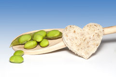 Edamame nibbles Royalty Free Stock Images