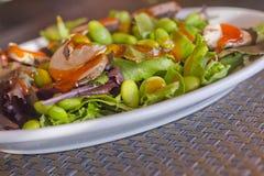 Edamame Salad Royalty Free Stock Image
