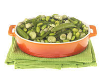 Edamame Soya Bean Salad Royalty Free Stock Photo