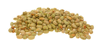 Edamame soybeans Stock Images