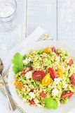 Edamame Tabbouleh Royalty Free Stock Images