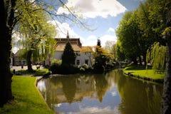 Edamer-Kanal lizenzfreies stockfoto