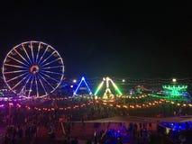 EDC Ferris Wheel images stock
