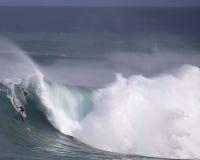 2016 Eddie Aikau. Event:  Quicksilver in Memory of Eddie Aikau 25.II.16nLocation:  Waimea Bay, North Shore, island of O'ahu, Hawai'i. USAnSubject:  The High Surf Stock Images