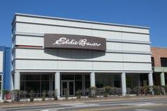Eddie Bauer. An Eddie Bauer store in Atlantic City, New Jersey Stock Images