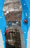 Eddie Bauer Mixed Climbing Stock Photography