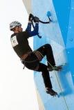 Eddie Bauer Mixed Climbing Stock Image