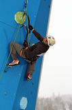 Eddie Bauer Mixed Climbing Royalty-vrije Stock Foto