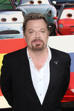 Eddie Izzard, die Autos Stockbild