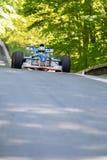 Eddie McLurg in einer Formel 1 der Pfeile A18 stockbilder