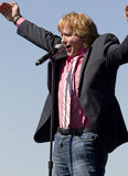 Eddie Money Royalty Free Stock Photos