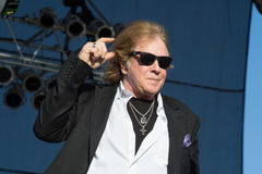 Eddie Money Royalty Free Stock Image