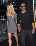 Eddie Murphy & Paige Butcher Stock Images