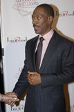 Eddie Murphy on the red carpet. Eddie Murphy appearing on the red carpet Royalty Free Stock Photography