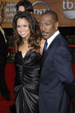 Eddie Murphy, Tracey Edmonds Stock Photos
