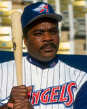 Eddie Murray Anaheim Angels Stock Images