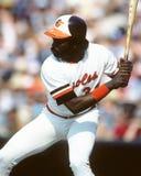 Eddie Murray. Baltimore Orioles slugger Eddie Murray. (Image taken from color slide Stock Photos
