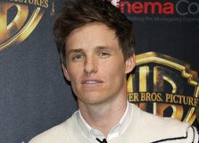 Eddie Redmayne. At the 2018 CinemaCon - Warner Bros. Pictures `The Big Picture` Presentation at the Caesars Palace in Las Vegas, USA on April 24, 2018 Stock Photography