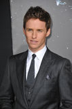 Eddie Redmayne. LOS ANGELES, CA - FEBRUARY 2, 2015: Eddie Redmayne at the Los Angeles premiere of his movie Jupiter Ascending at the TCL Chinese Theatre Royalty Free Stock Images