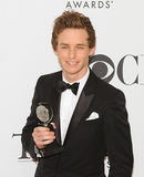 Eddie Redmayne at the 64th Annual Tonys in 2010 Royalty Free Stock Photo