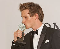 Eddie Redmayne at the 64th Annual Tonys in 2010 Stock Photo