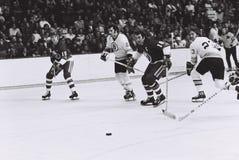 Eddie Westfall, New York Islanders stock foto