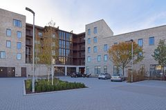 Eddington, Noordwestencambridge Stock Afbeelding