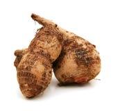 Eddoes vegetable Royalty Free Stock Image