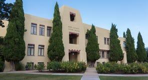 Eddy County Courthouse en Carlsbad New México Imagen de archivo libre de regalías